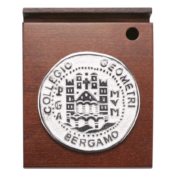 Collegio Geometri Bergamo - Portapenne e Portabiglietti