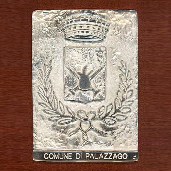 Comune di Palazzago - Targa