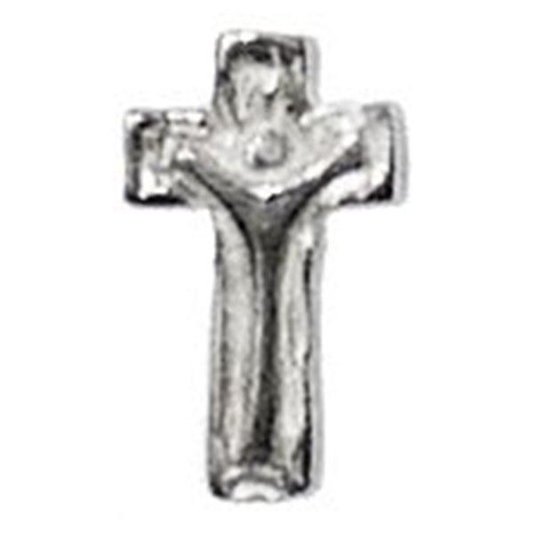 Crocifisso - Spilla da giacca