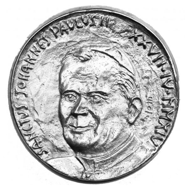 Papa Giovanni Paolo II - Medaglia
