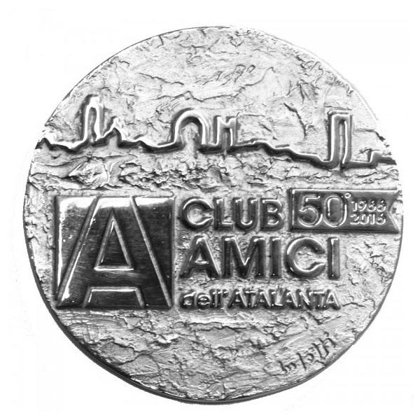 Amici Club Atalanta Medaglia
