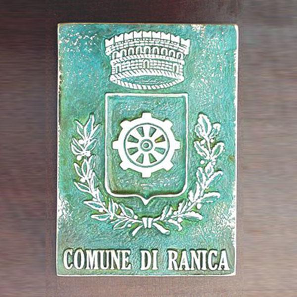 Comune di Ranica - Targa